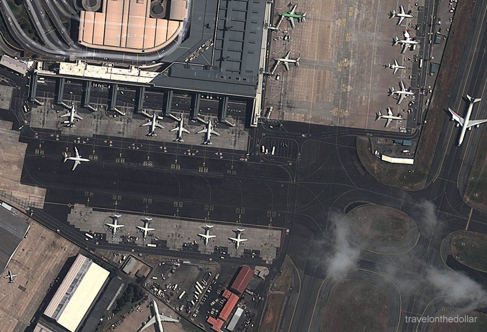 O. R. Tambo International Johannesburg (JNB)