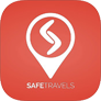 SafeTravels iOS app review