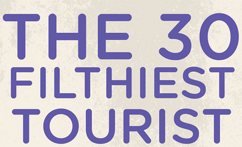 30 filthiest tourist attractions of the world