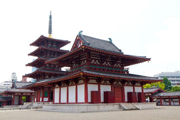 Shitennō-ji Temple