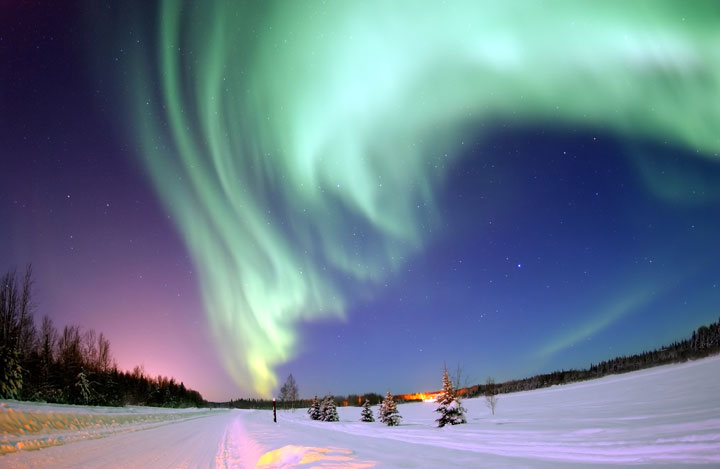Five tips for traveling to see the Northern Lights
