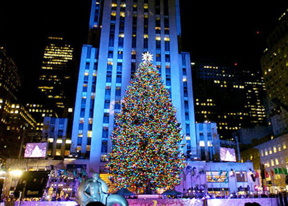 Embrace the Holidays in NYC for Under $100