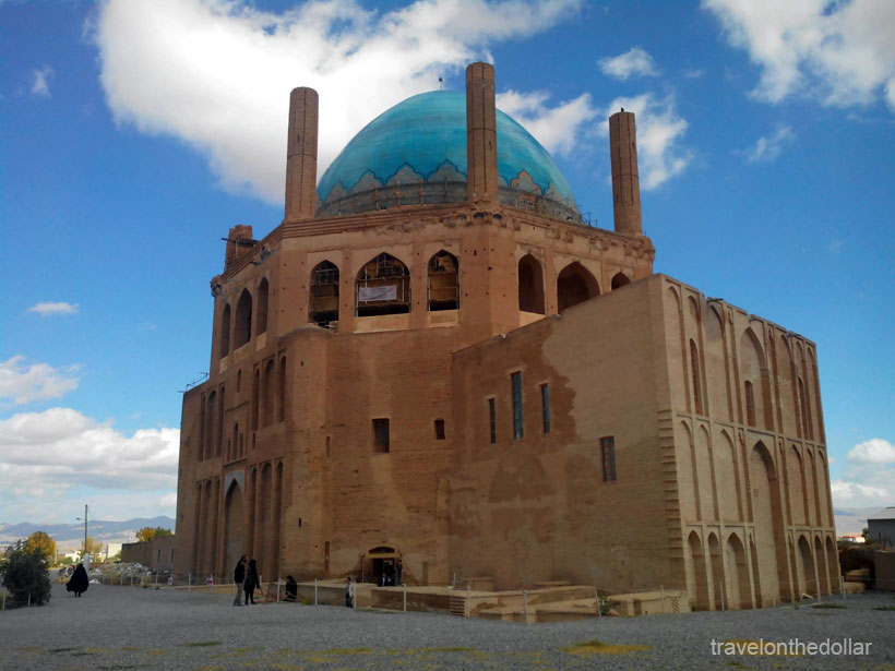 soltaniyeh_dome