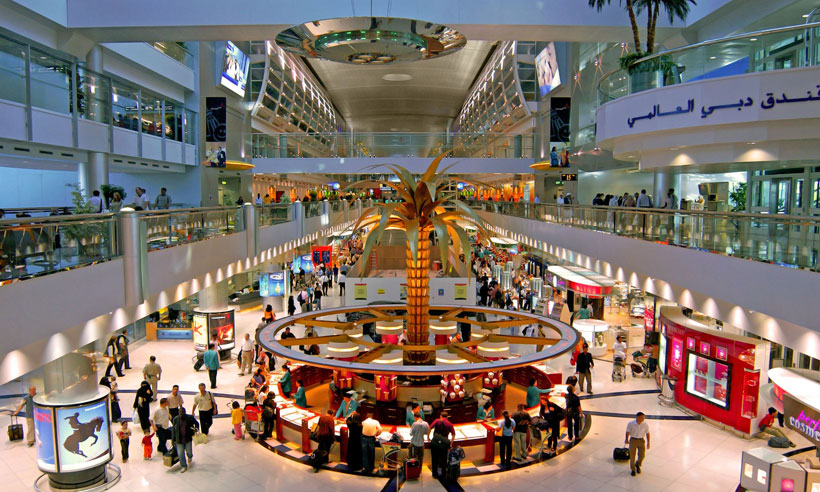 Beginning June, Dubai airport (DXB) will impose airport tax