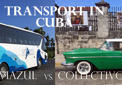 Travel within Cuba: Collectivo or Bus?