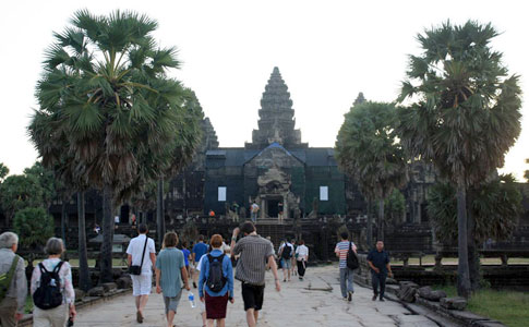 Dress properly & pay more if you're visiting Angkor Wat
