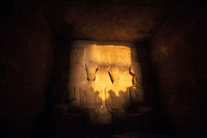 Visiting Abu Simbel for Sun Festival? Think again!