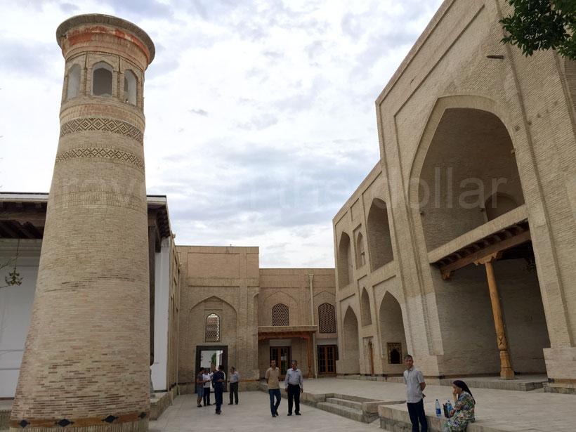 Khoja Bakhouddin Naqshbandi complex
