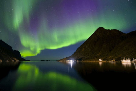 Flamboyant Skies of America – Best places to see Northern Lights in USA