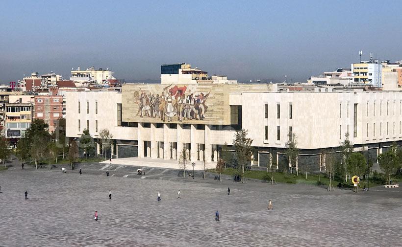 National History Museum, Tirana