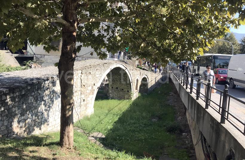 Tanners' Bridge, Tirana