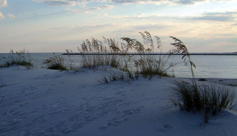 Florida Point Beach, Alabama