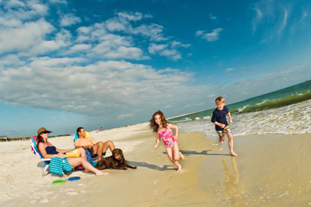 7 most beautiful and best beaches in Alabama