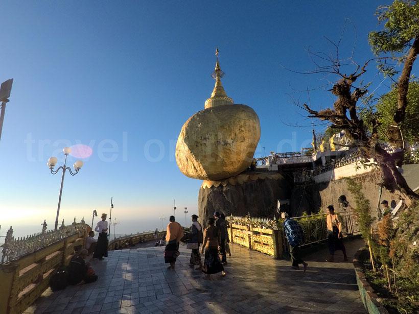 Golden Pagoda Kinpun