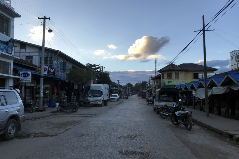 Hsipaw town