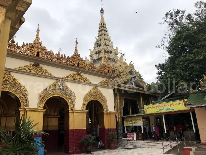 Maha Muni Paya temple