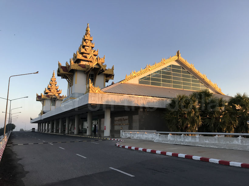 Mandalay Airport (MDL)