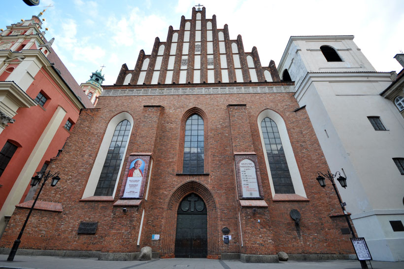 St. John's Archcathedral, Warsaw