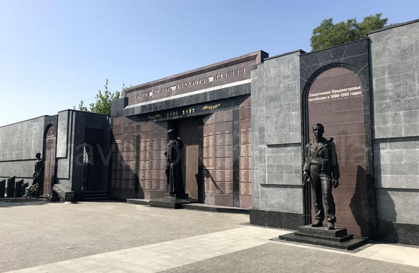 A day in Tiraspol, Pridnestrovie Republic (Transnistria)