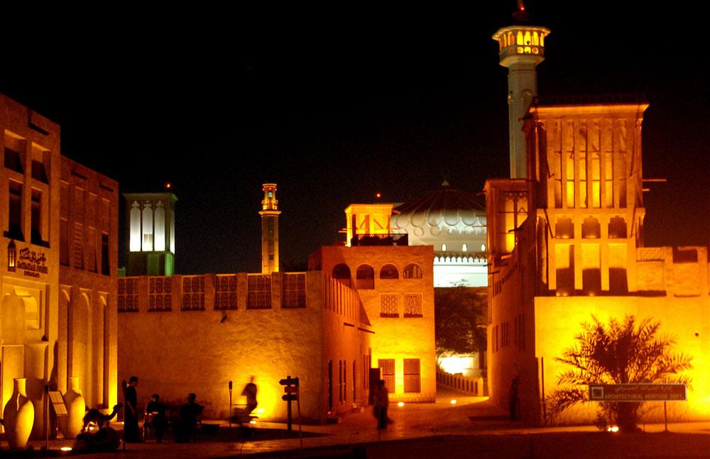 Dubai Bastakiya Quarter