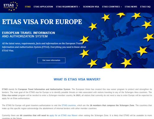 Traveling to Europe will require a 'visa' for 60 visa-waiver countries