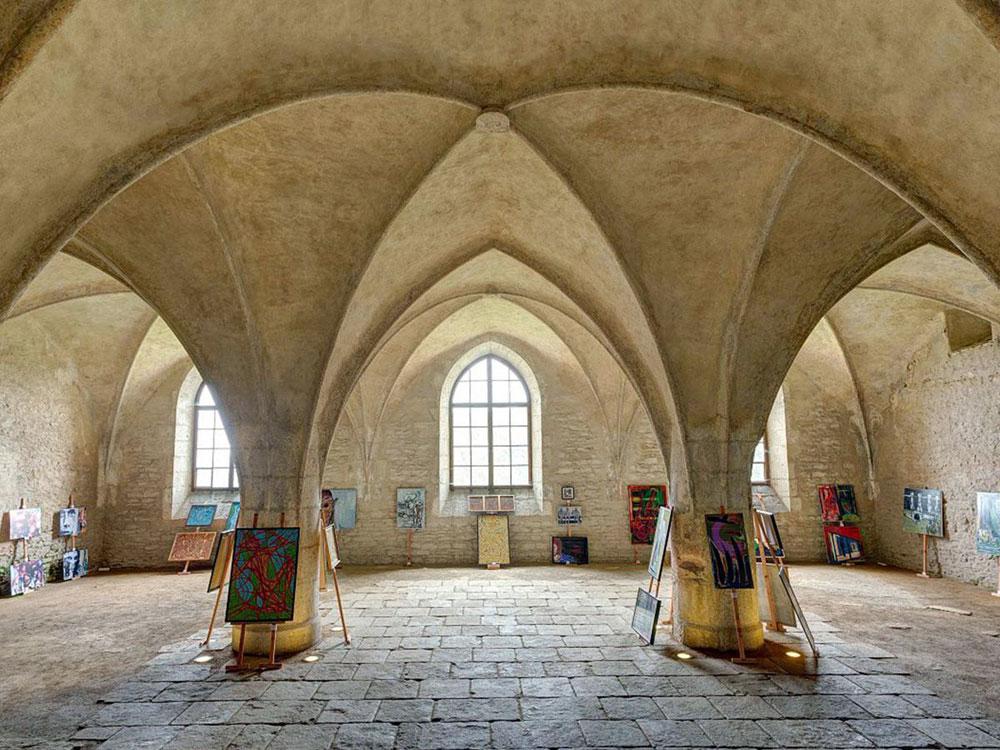 Kutna Hora Corpus Christi Chapel