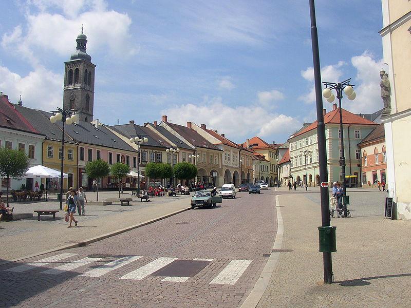 Kutna Hora Main Square
