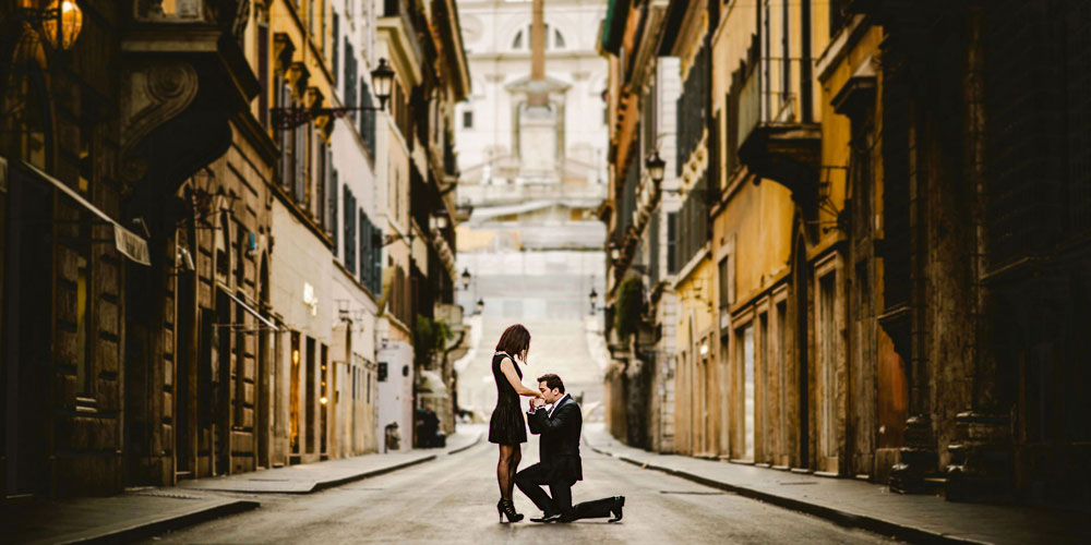 25 Best Romantic Places in the World to Propose