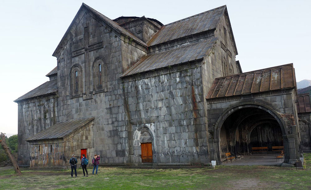 Akhtala Monastery & Church