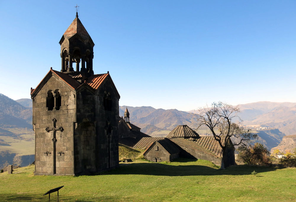 Haghpat Monastery & Church