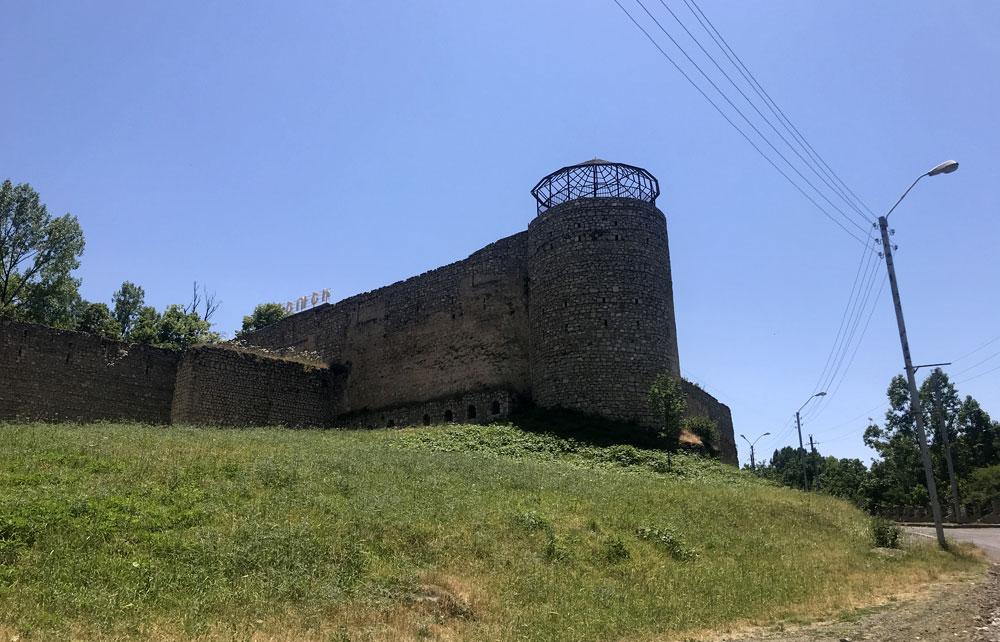 Shushi fortress