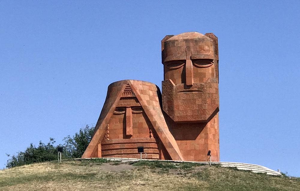 Tatik-Papik, Stepanakert, Artsakh