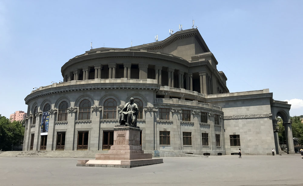 Armenian Opera Theater