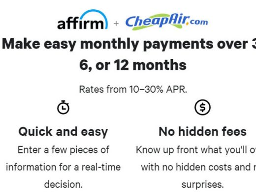 Use This Site to Pay in Installments for Flight & Hotel Bookings