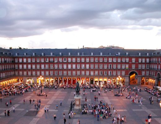 Four must-do sights in Madrid