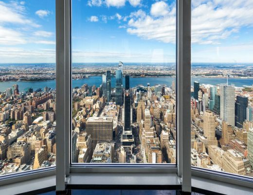 Empire State Building opens new observatories on 80th & 102nd floors