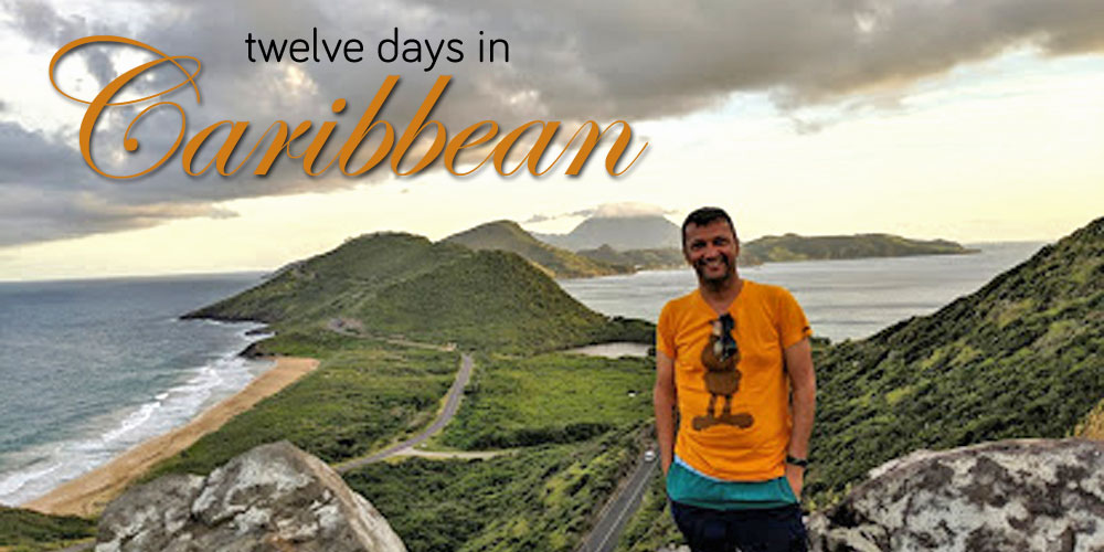 Caribbean Countries - Twelve Days Itinerary