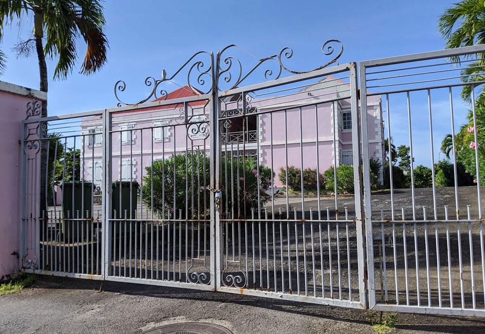 Dominica Parliament in Roseau