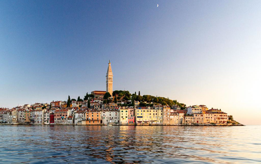 Rovinj - Top Destinations for Beach and Sea Lovers