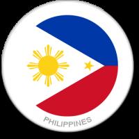 Flag Sticker - Philippines