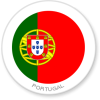 Flag Sticker - Portugal