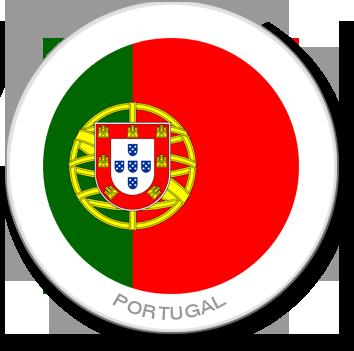 Flag Sticker - Portugal