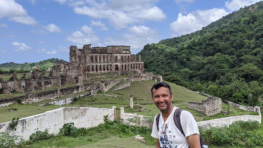 Sans Souci Palace, Cap-Haitien, Haiti