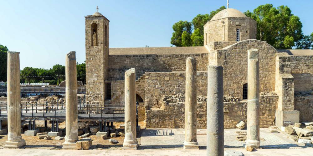 Chrysopolitissa Basilica