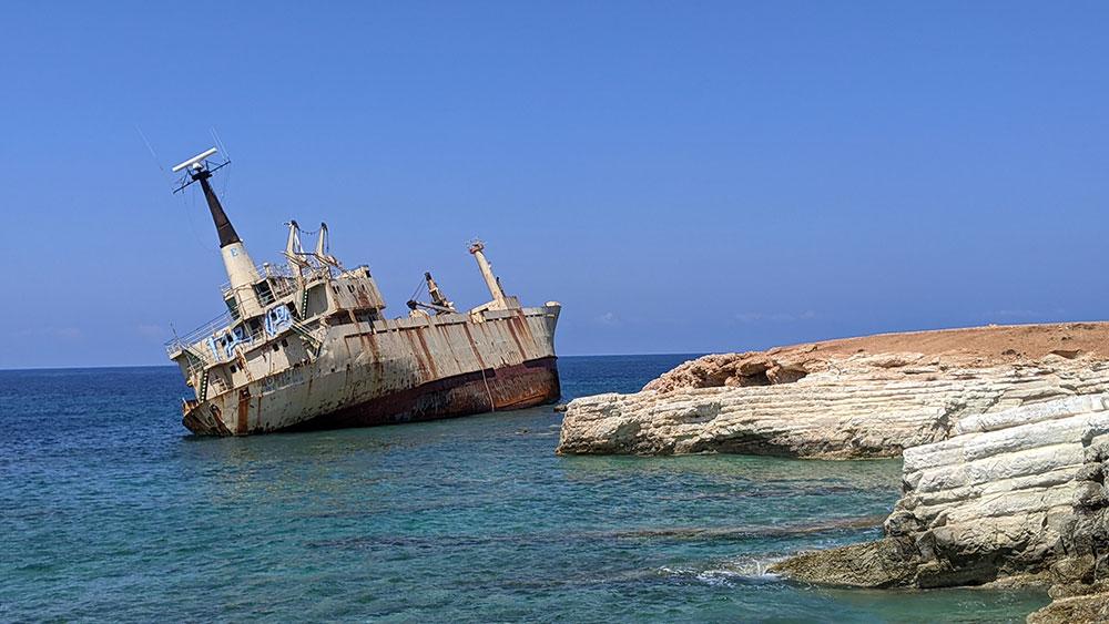 Erdo III Shipwreck
