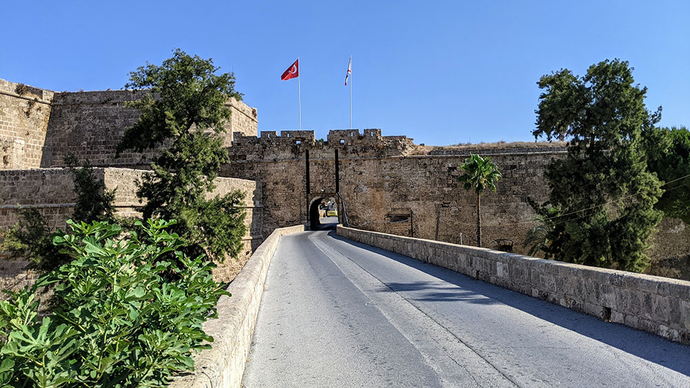 Venetian Fortifications: Land Gate and Ravelin
