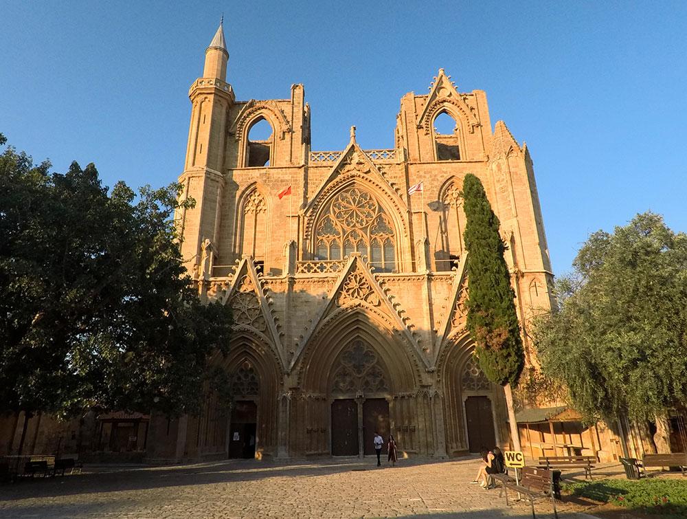 St. Nicholas Cathedral / Lala Mustafa Pasha Mosque