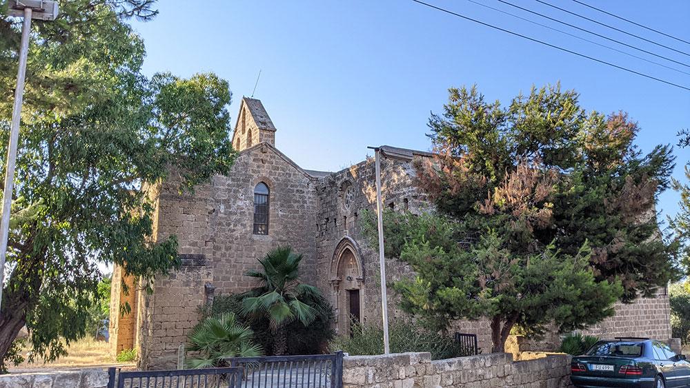 Nestorian Church (Agios Georgios Exorinos)