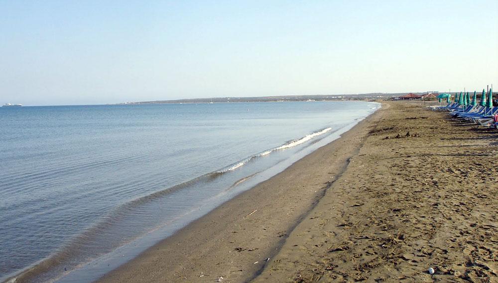Lady's Mile Beach, Cyprus