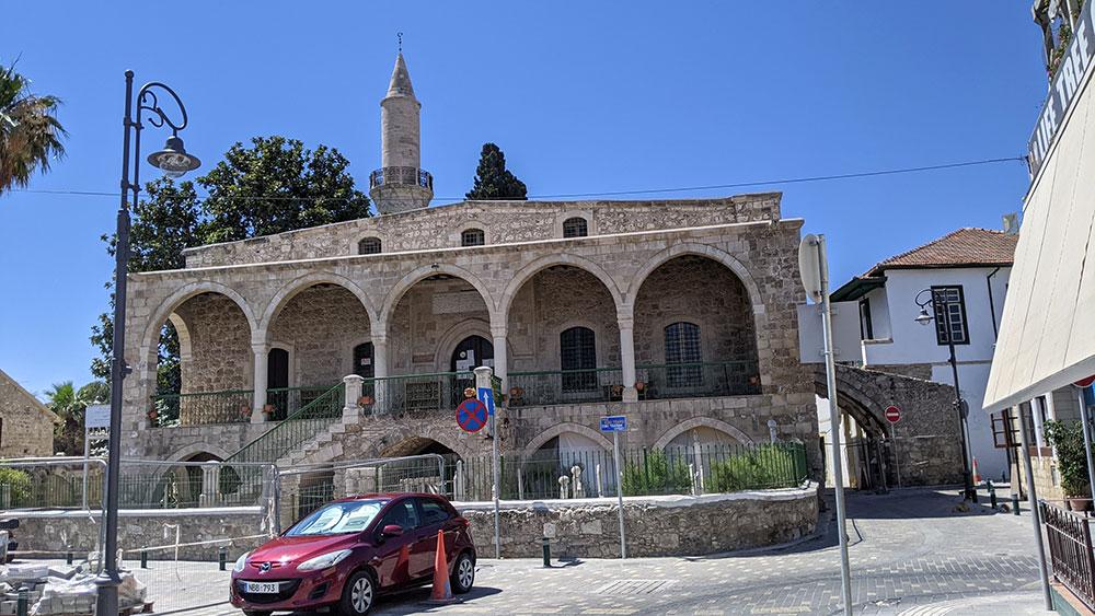 Djami Kebir Mosque, Larnaca, Cyprus